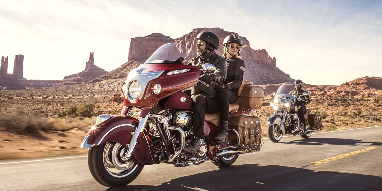 Indian® Roadmaster™ Classic